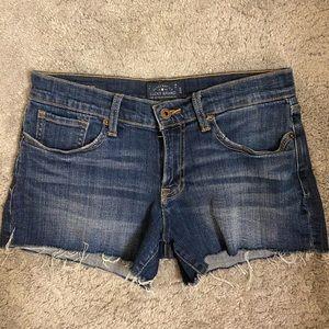 Lucky Brand Cutoff Short Size 26